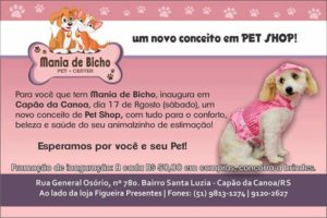 Mania-de-Bicho-Pet-Center-Capão-da-Canoa