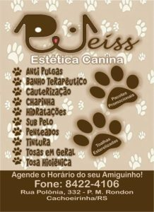 Weiss-Estética-Canina-Cachoeirinha