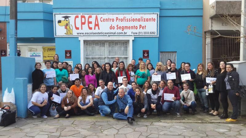 CPEA - Cursos profissionalizantes do segmento Pet